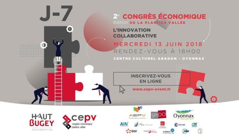 2ème Congrès Economique de la Plastics Vallée 2018