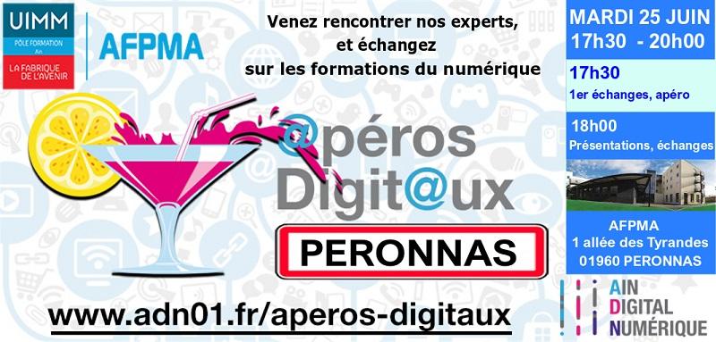 Aperos Digitaux AFPMA 25 juin 2019